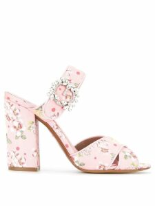 Tabitha Simmons Reyner sandals - PINK