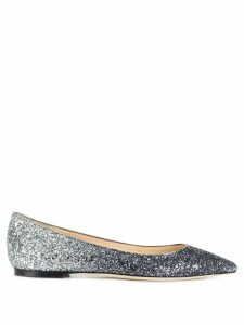 Jimmy Choo Romy ballerina shoes - Blue