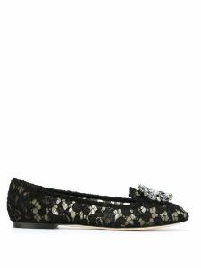 Dolce & Gabbana Vally ballerina flats - Black