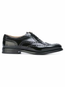 Church's classic brogues - Black