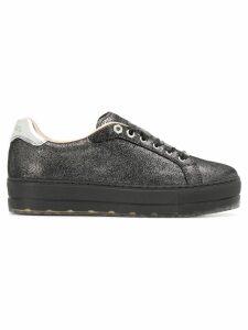 Diesel flatform sneakers - Black