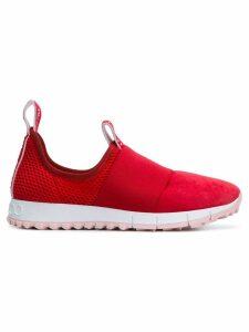 Jimmy Choo Oakland sneakers - Red