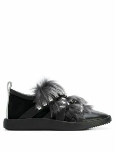 Giuseppe Zanotti Christie Winter sneakers - Black