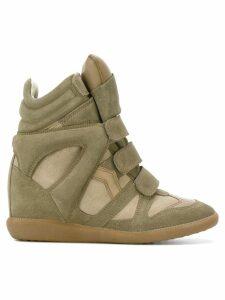 Isabel Marant Étoile Bekett sneakers - Green