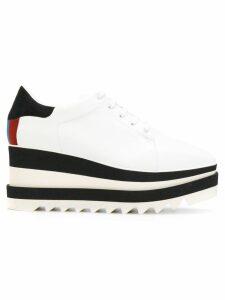 Stella McCartney Sneak-Elyse platform sneakers - White