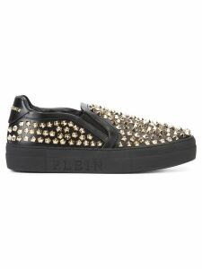 Philipp Plein Berlin sneakers - Black