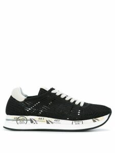 Premiata lace-up sneakers - Black