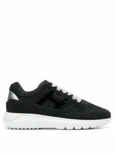 Hogan low-top sneakers - Black