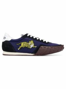 Kenzo tiger running sneakers - Blue
