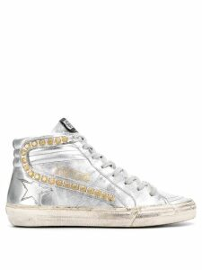 Golden Goose Slide sneakers - Grey