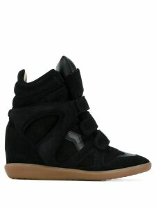 Isabel Marant Étoile Beckett hi-tops - Black