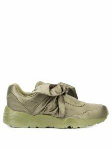 Fenty X Puma Fenty bow sneakers - Green