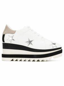 Stella McCartney Elyse platform shoes - White