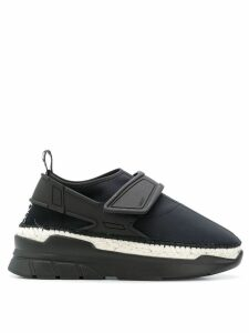 Kenzo K-lastic low-top sneakers - Black