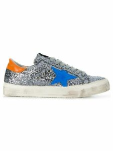 Golden Goose May sneakers - Metallic