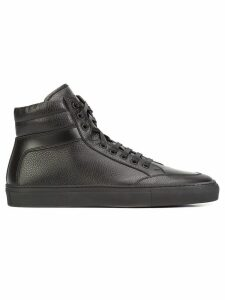 Koio 'Primo Nero' hi-top sneakers - Black
