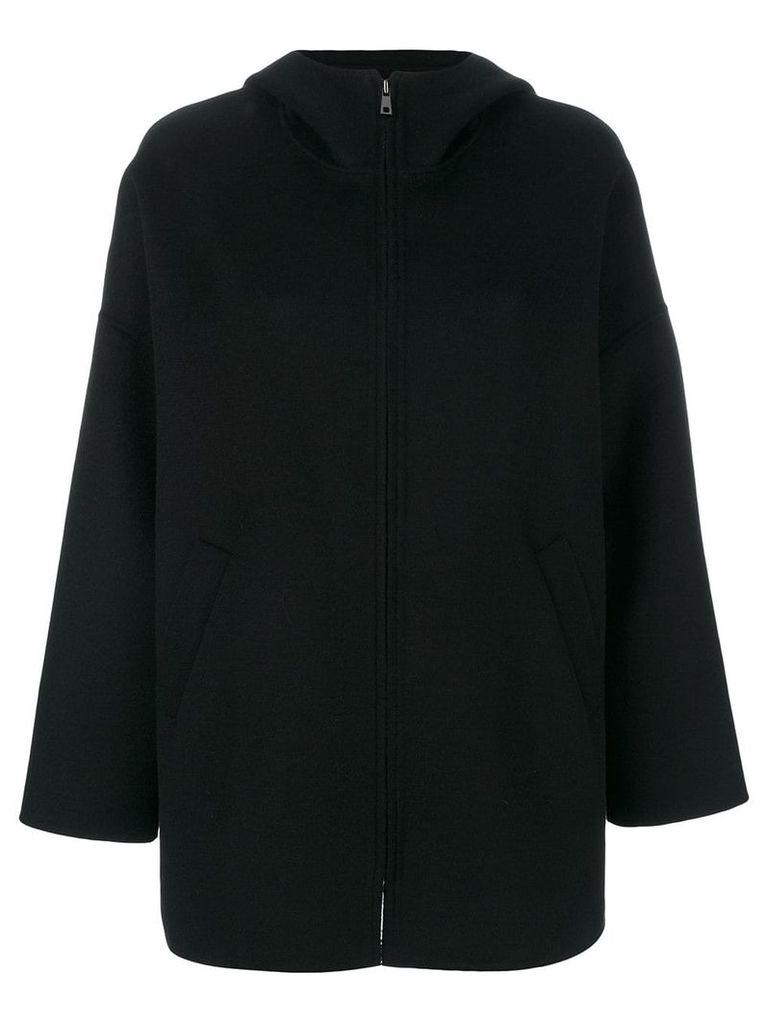 P.A.R.O.S.H. hooded jacket - Black