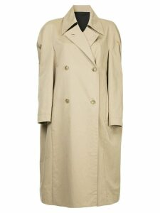 Ll By Litkovskaya Catherine trench coat - Brown