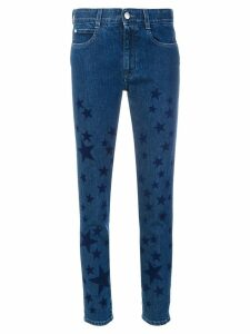 Stella McCartney skinny Kick Star jeans - Blue