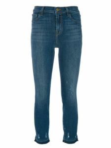 J Brand Maude tapered jeans - Blue
