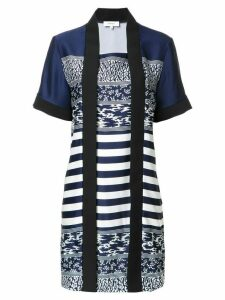 Carven 'Kimong' dress - Blue