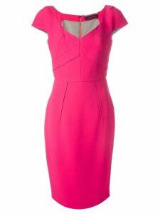 Roland Mouret Casson dress - PINK