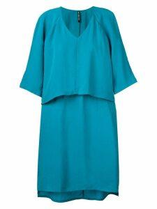 Minimarket 'Scrat' dress - Blue