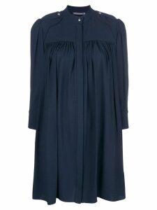 Alexander McQueen short dress - Blue