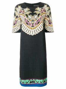 Etro Dream tunic dress - Black