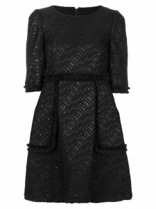 Talbot Runhof norling3 dress - Black
