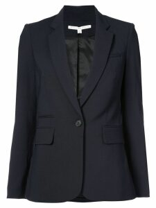 Veronica Beard one button blazer - Blue