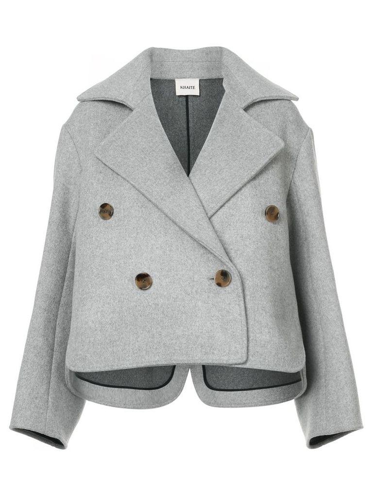 Khaite Carlotta jacket - Grey