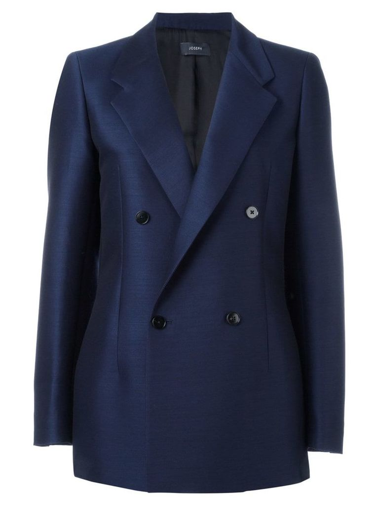 Joseph double-breasted jacket - Blue