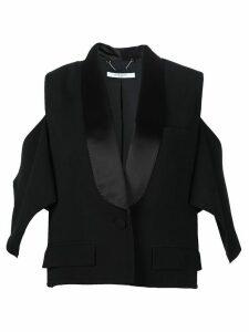Givenchy stylised tuxedo blazer - Black