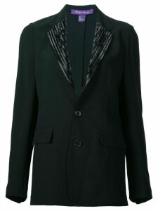 Ralph Lauren 'Yvette' beaded jacket - Black