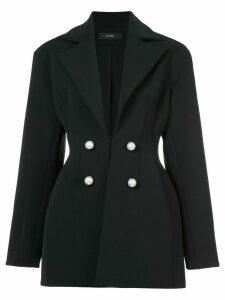 Ellery double breasted blazer - Black