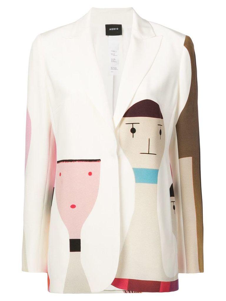 Akris Salvador jacket - White