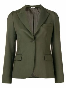 P.A.R.O.S.H. classic single-breasted blazer - Green
