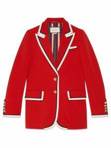 Gucci Stretch viscose jacket - Red