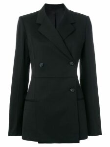 Helmut Lang tailored double-breasted blazer - Black