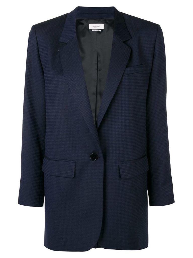 Isabel Marant Étoile Igora jacket - Blue