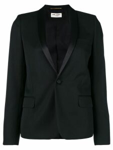 Saint Laurent smoking jacket - Black