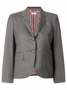 Thom Browne Classic Single Breasted Sport Coat In Super 120'S Twill -