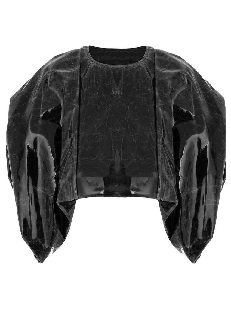 Rick Owens Minishroud jacket - Black