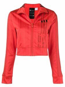 adidas Originals by Alexander Wang AW Crop jacket - Red