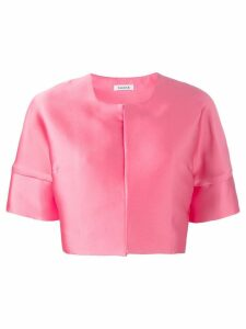 P.A.R.O.S.H. cropped jacket - PINK