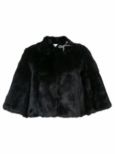 Red Valentino bolero jacket - Black