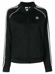 adidas Superstar track jacket - Black