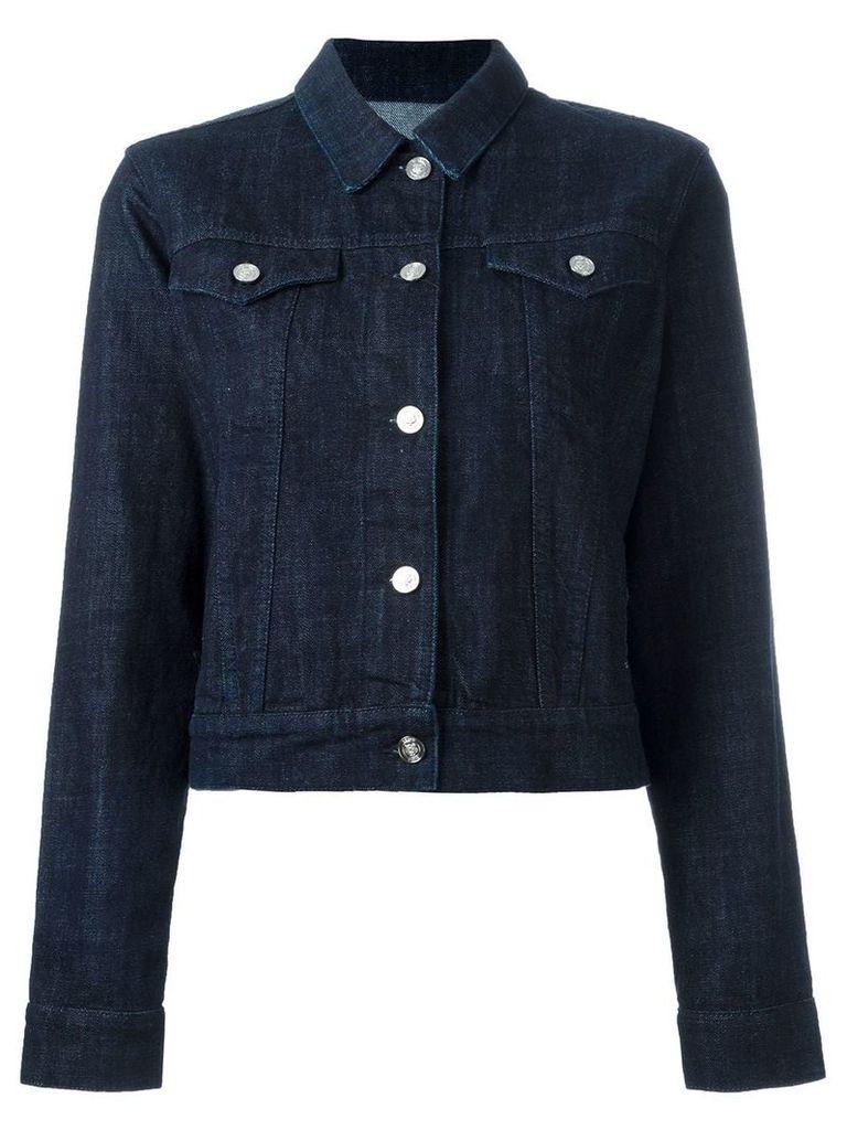 Kenzo Tiger denim jacket - Blue
