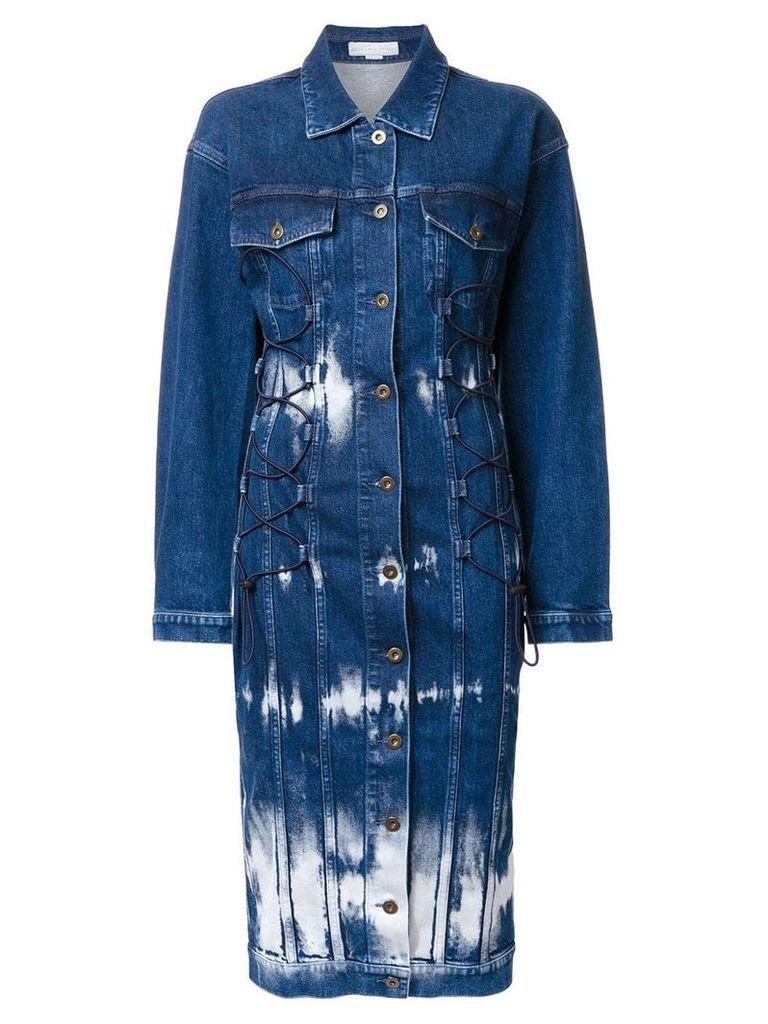 Stella McCartney 'Malori' denim jacket - Blue